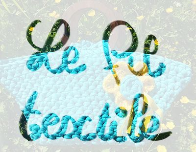 J'ai testé le fil textile au crochet – trapilho