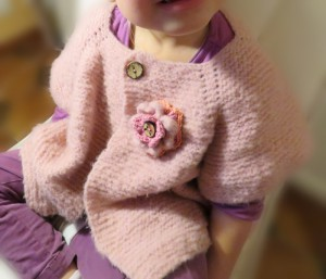 gilet sans couture pour enfant 4 ans